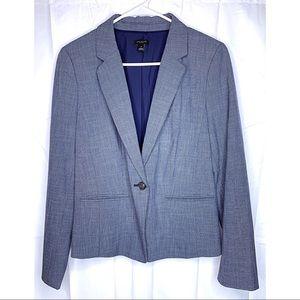 ANN TAYLOR suit jacket blazer